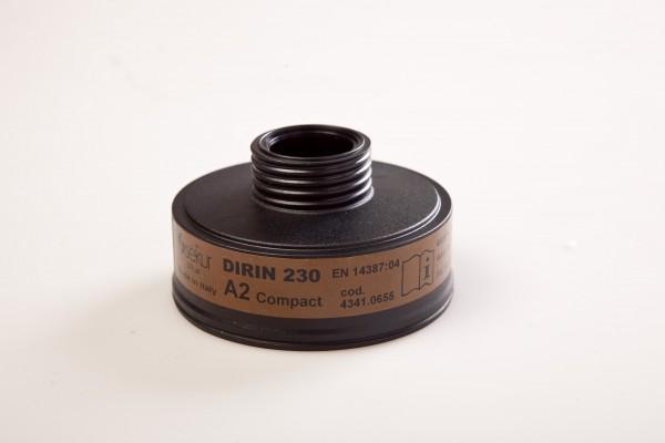 Gasfilter DIRIN 230 A2 compact