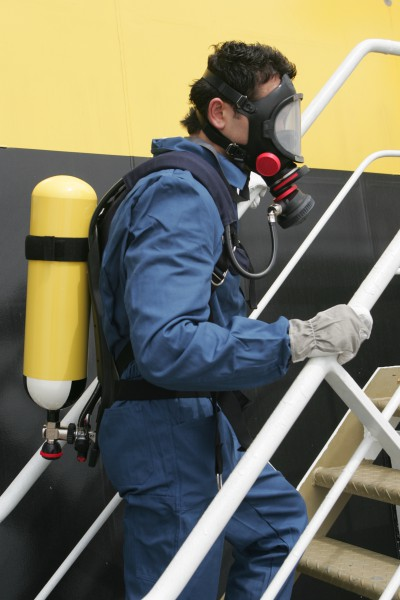 Pressluftatmer DIABLO RINA 1800 Marine