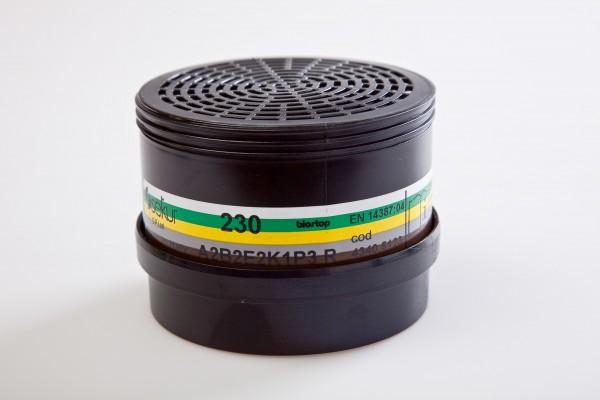 Mehrbereichs-Kombifilter 230 A2 B2 E2 K1-P3R D