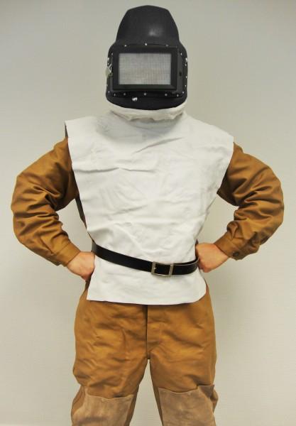 Strahlerschutzhelm C4-PLUS Leder