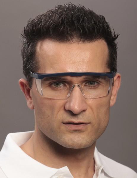 Schutzbrille CLAREX farblos