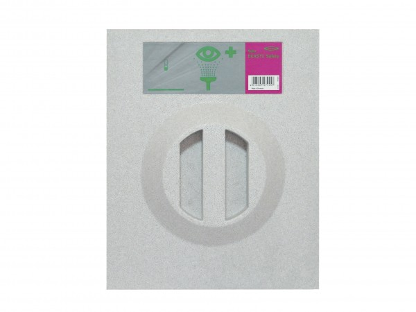 Augenspülstation (EPS) leer, für 2 EKASTU-Augenspülflaschen