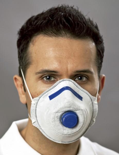 Geruchschutzmaske Mandil FFP2/Combi/V (à 12 Stck.)