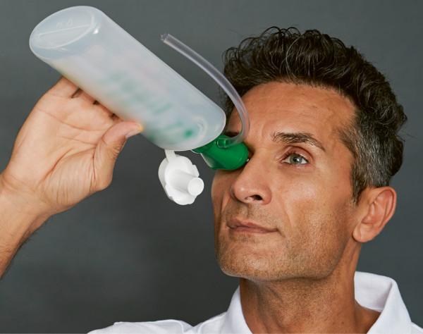 EKASTU-Augenspülflasche mit Trichter, EY