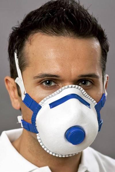Atemschutzmaske Mandil FFP2/Soft/V