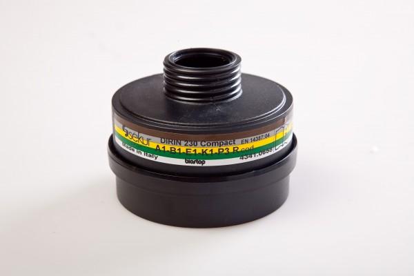 Mehrbereichs-Kombifilter DIRIN 230 A1 B1 E1 K1-P3R D compact