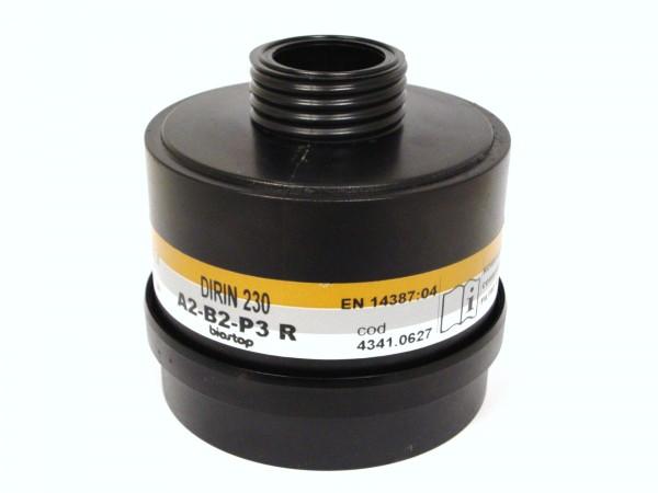 Mehrbereichs-Kombifilter DIRIN 230 A2 B2-P3R D