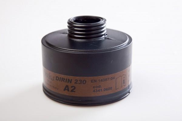 Gasfilter DIRIN 230 A2