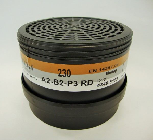 Kombinationsfilter 230 A2 B2-P3R D