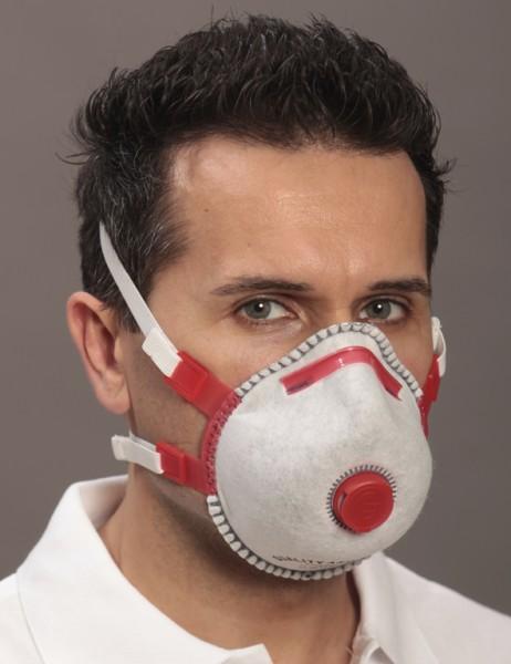 Mandil FFP3/Combi/V Maler- und Lackierermaske unter GW